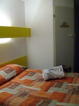 Hotel Quick Palace Tours Nord, habitación doble, Tours, Francia.