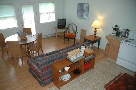 Bread & Water: Farm Apartment - Living Area