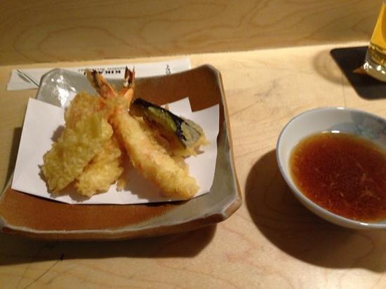 Kikaku:                   tempura