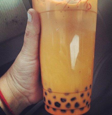 Chewy Boba Company: Thai Tea