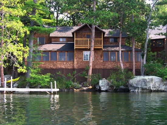 Rockywold Deephaven Camps (RDC): Nirvana