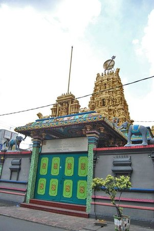 Shri Mariamman Temple