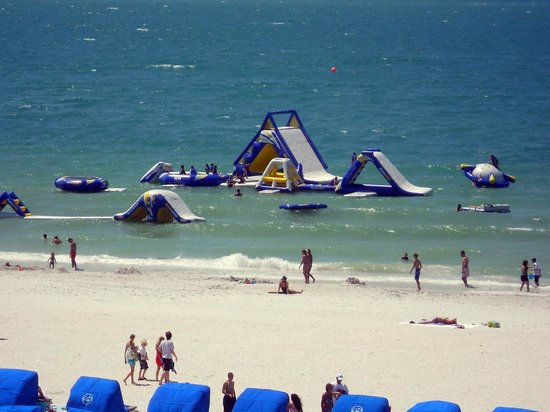 Tradewinds St Pete Beach Water Park The Best Beaches In World