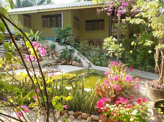 Mairood Resort :                                     Waterfall