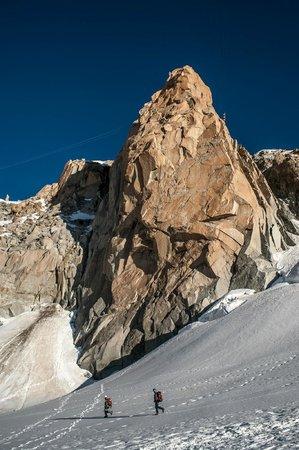 Mont Blanc: Aiguille du Midi