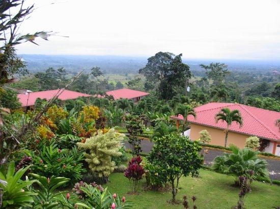 Los Lagos Hotel Spa & Resort: unités en colline