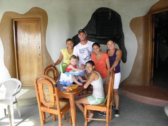 Melting Elefante:                   Marcos & Crew