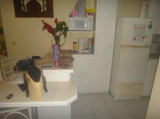 Hibiscus Apartments:                   Kitchen