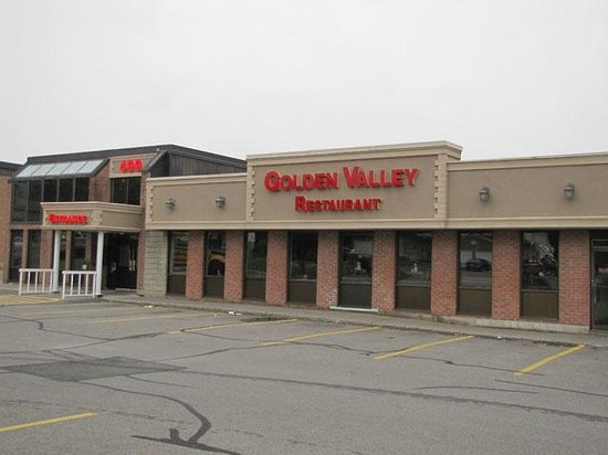 Golden Valley Restaurant: Exterior View
