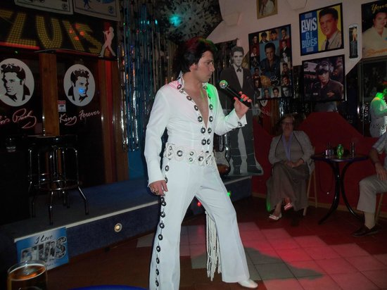 The Elvis Tribute Bar And Diner