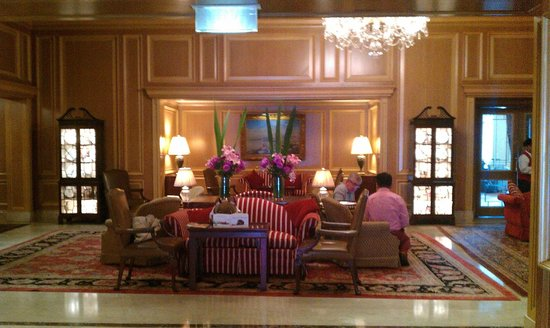 Sir Stamford at Circular Quay Hotel Sydney: Lobby at Sir Stamford