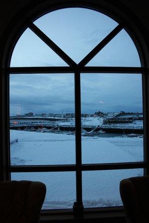 โรงแรมเบิร์ก:                   Amazing views
