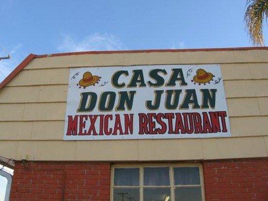 Casa De Don Juan:                   Casa Don Juan-Mexican Food-Ruskin