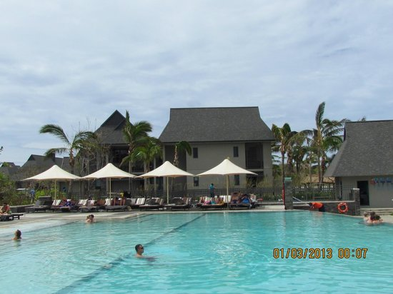 InterContinental Fiji Golf Resort & Spa: adult pool