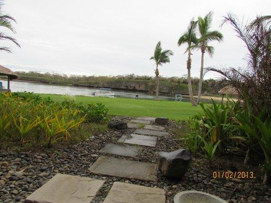 InterContinental Fiji Golf Resort & Spa : lagoon room view