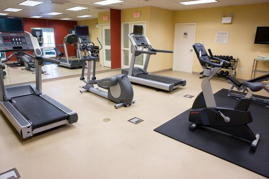 Fairfield Inn & Suites Wilkes-Barre Scranton: Fitness Center