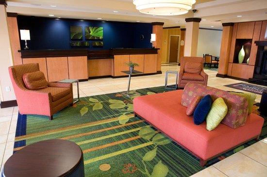 Fairfield Inn & Suites Wilkes-Barre Scranton: Lobby