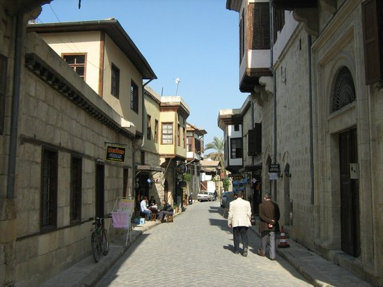 ‪Old Tarsus Houses‬