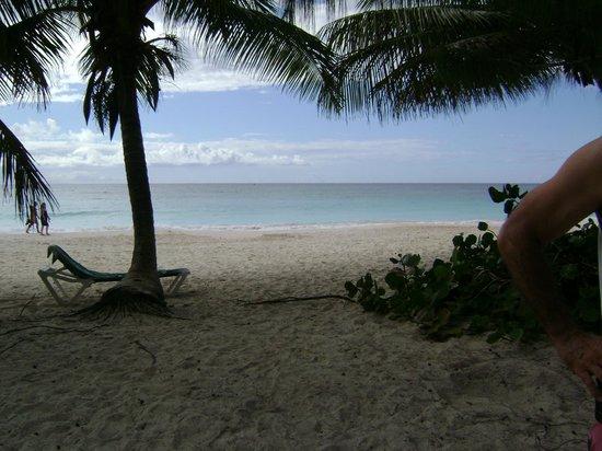 Dover Beach Hotel:                   praias