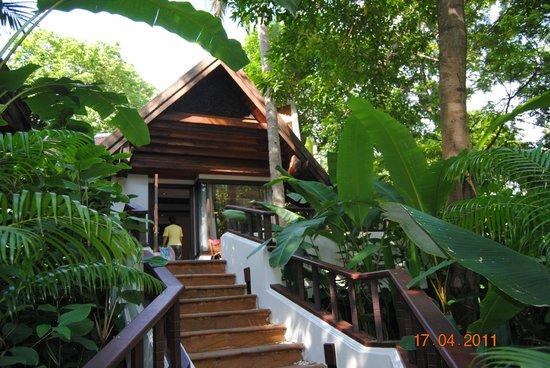 "Marina Phuket Resort:                   ""Jungle View Room"" - Bungalow"