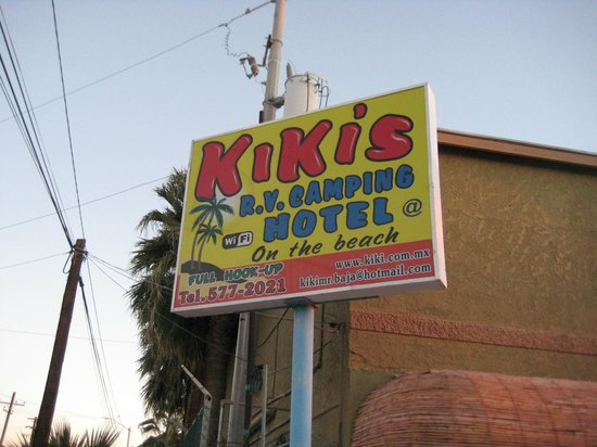 KiKis RV Camping & Hotel