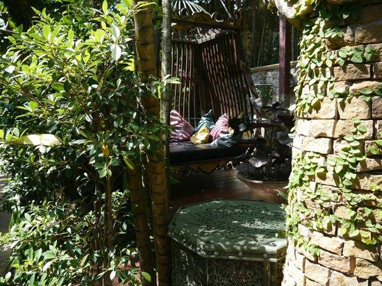 Sawasdee Village: Dschungelschaukel