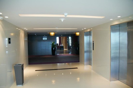 Park Rotana Abu Dhabi: elevators