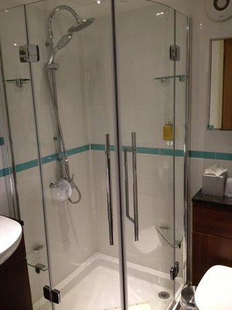 BEST WESTERN Annesley House Hotel:                                     Even the shower was 1st class