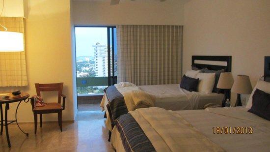El Cid El Moro Beach Hotel:                                     Bedroom