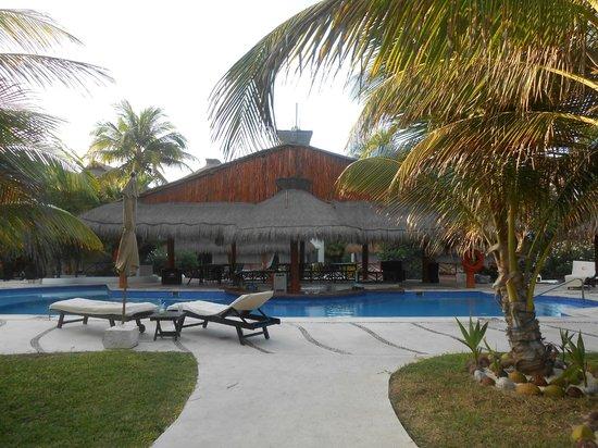 El Dorado Royale, a Spa Resort by Karisma: Casitas pool