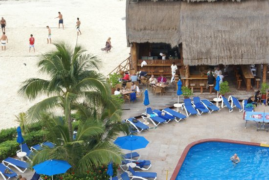 "Casa Maya Cancun:                   Old ""Gem with great Staff...."