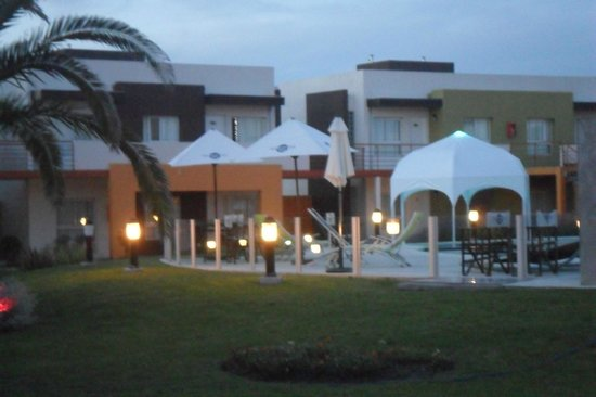 Alto Miramar Resort & Spa:                   vista desde habitación