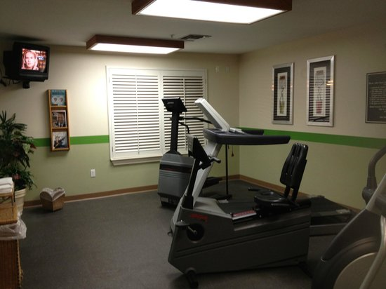 Extended Stay America - Columbus - Polaris: gym