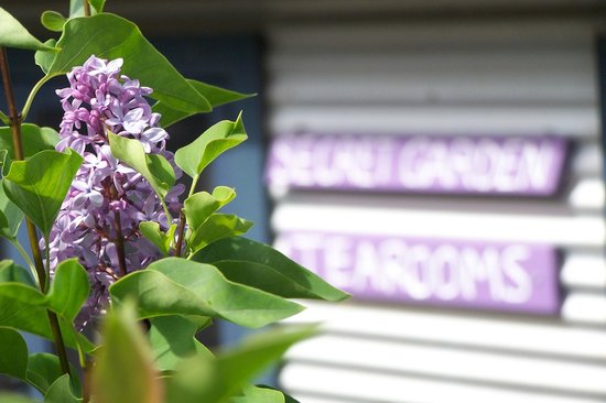 Nannup Lavender Farm: Workshop, tearooms and shop