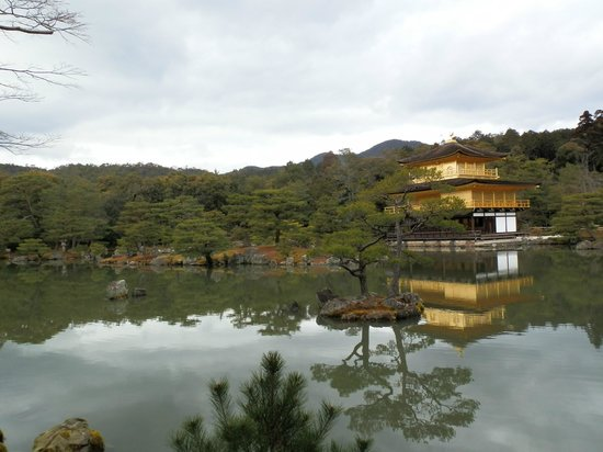 The Royal Park Hotel Kyoto Sanjo:                   Golden Temple Kyoto