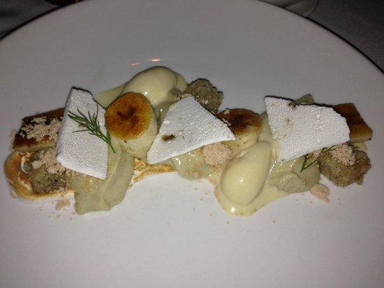 Restaurant August:                   Banana Pudding