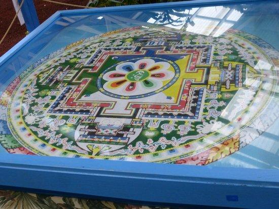 Paleaku Gardens Peace Sanctuary: Buddhist Sand Mandala