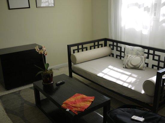 Casa Morada: sitting room