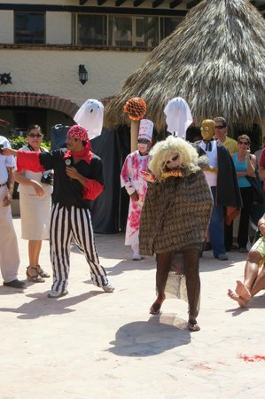 Vallarta Torre: Employee costume contest
