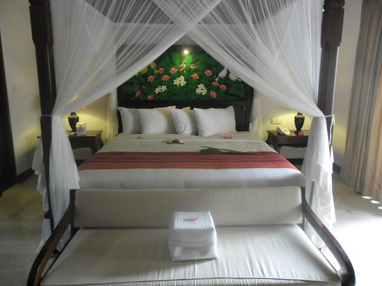 Puri Mas Boutique Resort & Spa: Spa studio room