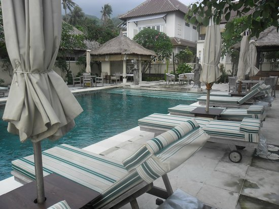 Puri Mas Boutique Resort & Spa: Pool area