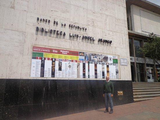 Luis Angel Arango Library: Para los amantes de la cultura, imperdible