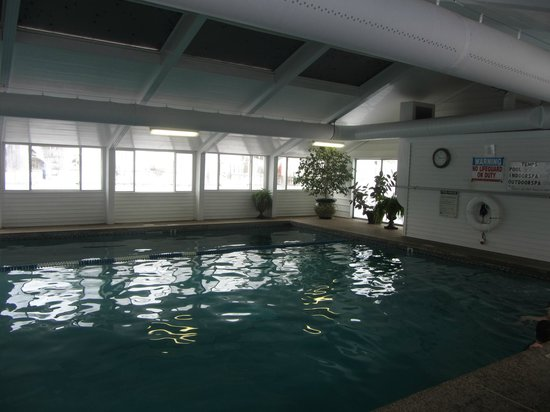 Eastern Slope Inn: Indoor Pool