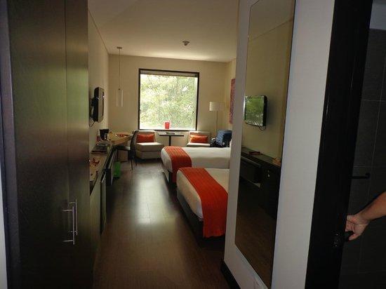 Cite Hotel: Muy buen hotel, en una zona bellisima de la ciudad