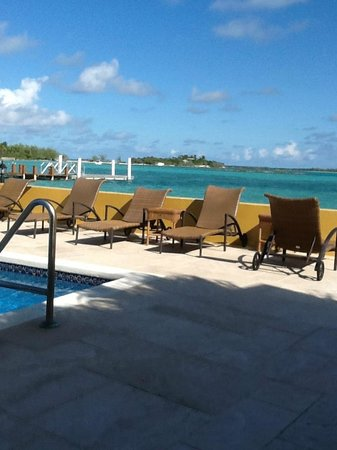 Augusta Bay Bahamas :                                     Balcony View