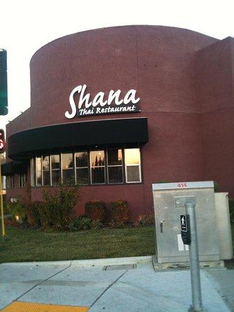 Restaurant Picture Of Shana Thai Restaurant Mountain View