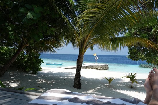 Lily Beach Resort & Spa:                   Our own bit of the Maldives!