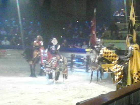 Medieval Times Maryland Castle: Introduciton