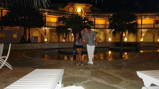 Perola Buzios Hotel: Area de pileta