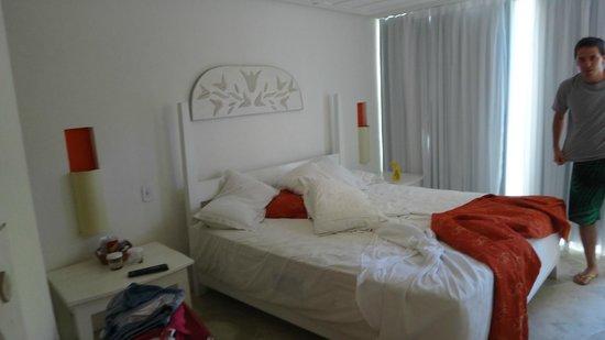 Perola Búzios Hotel: Cama
